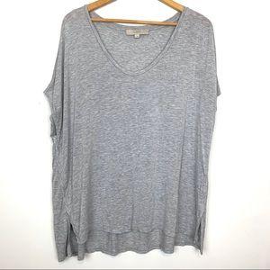 Ann taylor LOFT Womens Size XL Cap Sleeve AB20
